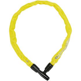 Kryptonite Keeper 465 Łańcuch rowerowy z zamkiem, żółty